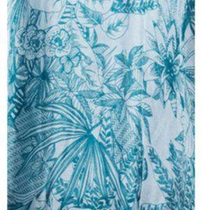Ruggine Accessories - Floral & Tropical Leaf Kimono LAST ONE